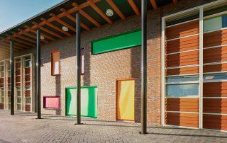 Schoolwoningen Stad van de zon