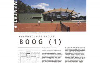 Tennisclubgebouw ZLTB