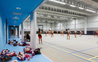 Sporthal Zuidbroek