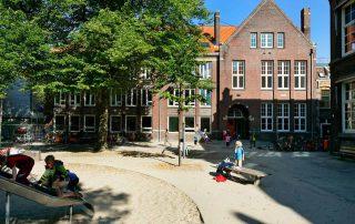 Jenapleinschool en woningbouw in Zwolle