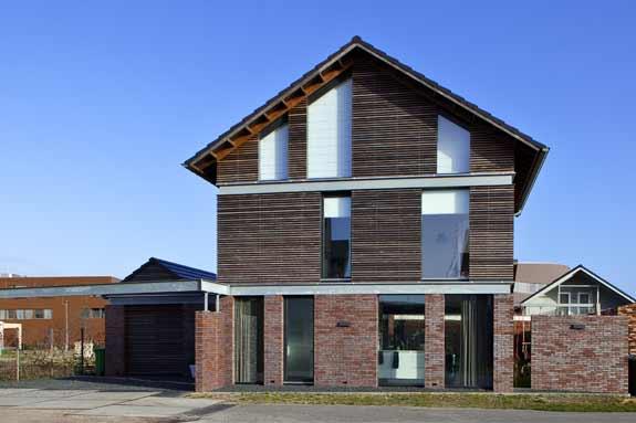 Vrijstaande woning Stadshagen Zwolle