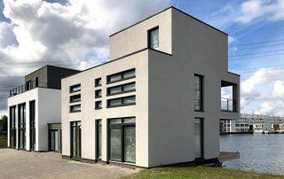 Woningen Steigereiland
