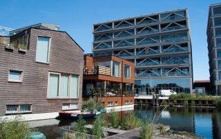 CPO waterwoningen schoonschip, meest duurzame wijk van Europa