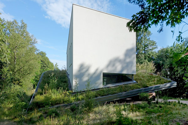 Energieneutrale woning aAmersfoort Concept
