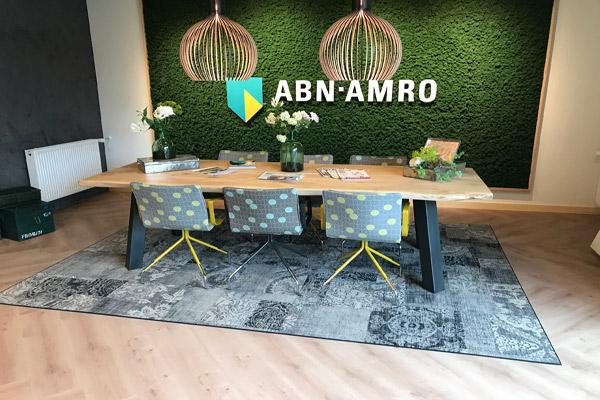 Verbouwing ABN AMRO Winterswijk